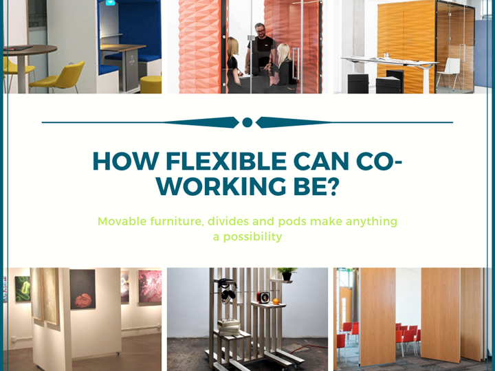 How flexible can Co-Working be?